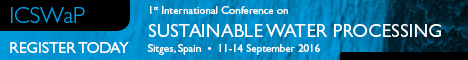 Sustainable Water Processing Conference