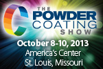 2013 Powder Coating Show