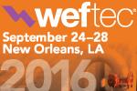 WEFTEC 2016 advert