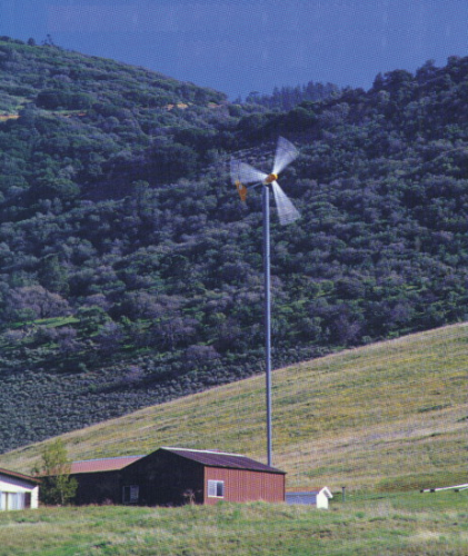 Getting real about small wind - Renewable Energy Focus