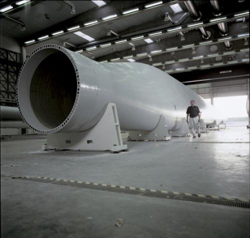 Composites Turn The Blades Renewable Energy Focus