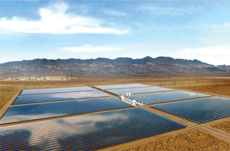 Power Stations Can Solar Power Join The Big Hitters