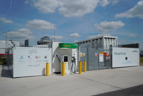Air Products expands hydrogen tube trailer fleet in UK upgrades