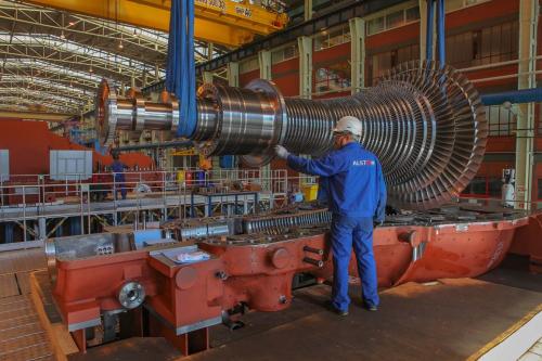 Alstom Earns Second Uk Biomass Steam Turbine Contract