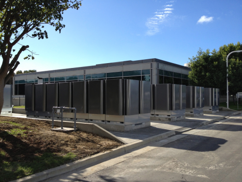 American Honda Has Installed A 1 MW Fuel Cell Power Plant On Its Campus In Torrance California Consisting Of Five Bloom Energy Servers Each Producing 200