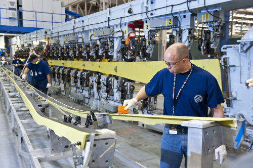 You are here home news boeing ramps up 737 production