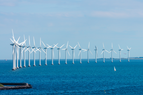 Cg To Power Offshore Wind Farm In The Baltic Sea