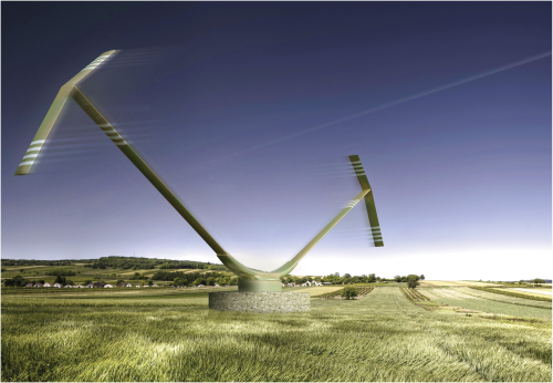 All Energy Scottish Vertical Axis Wind Turbine And Hydro