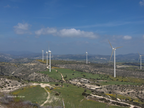 Cyprus Welcomes Its First Wind Farm Renewable Energy Focus