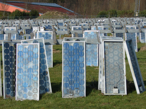End-of-life PV: then what? - Recycling solar PV panels ...