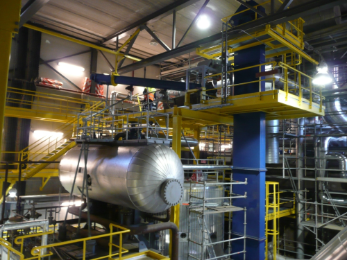 Energy From Waste Facility Commissioned Renewable Energy