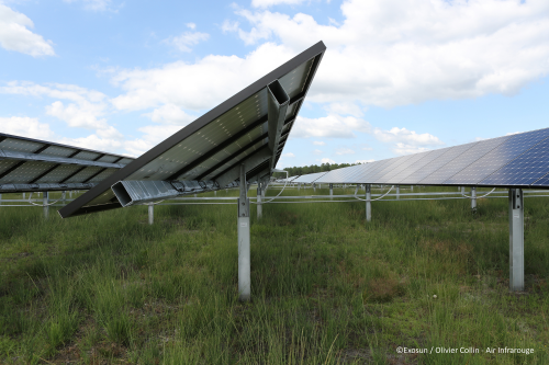 Exosun to supply 6 8 MW of solar trackers to a PV plant
