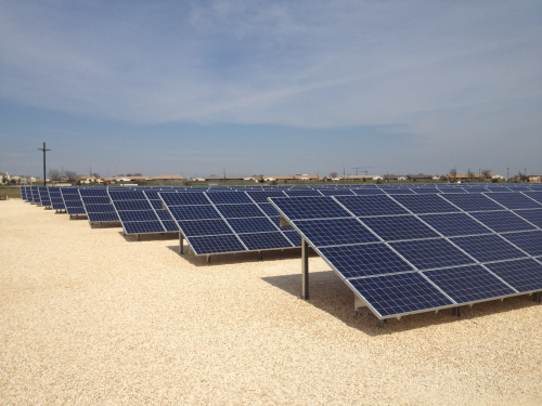 Us Army Base Installs 3000 Solar Pv Panels Renewable