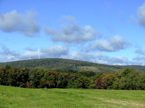 Gamesa Secures New Order For West Virginia Wind Farm