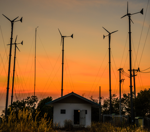 Global Small Wind Turbines Installed Capacity To Increase