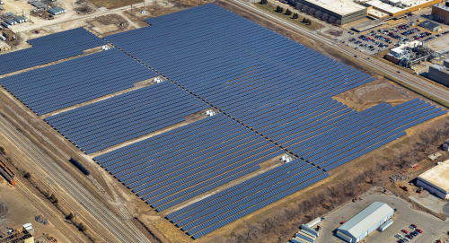 Hanwha Q Cells Completes United States First Solar Farm