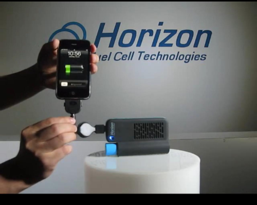 Horizon Launches Pocket Sized Fuel Cell Charger For