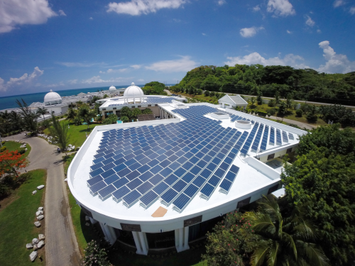1 6 Mw Photovoltaic Power Plant Launches In Jamaica