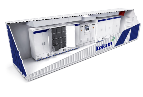 Korean energy storage project features largest lithium NMC ...