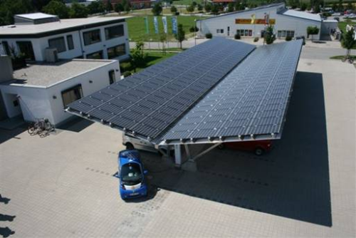 Solar Charged Cars And Bikes In Germany Renewable Energy