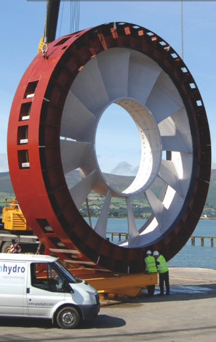 Wave and tidal establishes presence in the U S  - Renewable Energy Focus