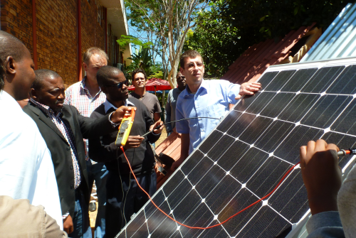 Ibc Solar Signs Exclusive Deal With Maxx I Solar Energy In