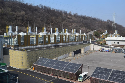 FuelCell Energy and POSCO Energy open 20 MW fuel cell park