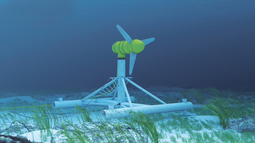 Jv Formed For Ocean Current Technology Renewable Energy