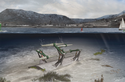 Pulse Tidal Plans Array At Isle Of Skye Renewable Energy