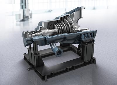 Siemens Introduces Geothermal Steam Turbine Renewable