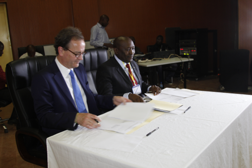 Sierra Leone Signs Energy Agreement With Uk Renewable Energy Focus