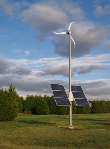 Wind And Solar Hybrid Systems Renewable Energy Focus