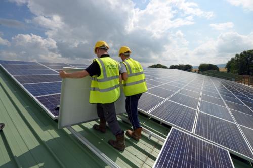 Essays on renewable energy in scotland