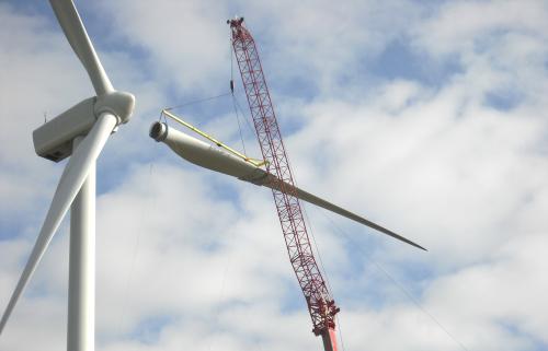 Radar Testing Of Announces Successful For Vestas 'stealth' Turbine WDHIE29