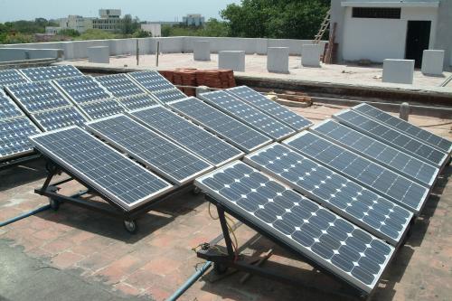 solar desalination research paper