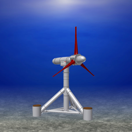You are here: Home / Features / Addressing seabed tidal turbine design ...