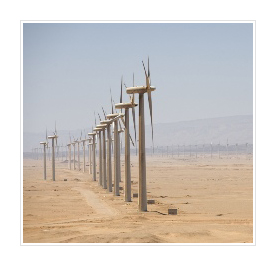 European Governments Help Egypt To Build Zafarana Windfarm