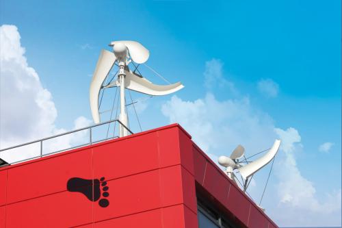 Nheolis And Kehua Set Up Small Wind Turbine Jv Renewable