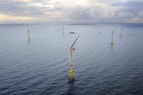 Germany Completes Its First Large Offshore Wind Farm
