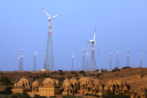 India Powers Ahead On Renewable Energy Renewable Energy