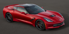 Corvette Stingray  on You Are Here  Home   News   2014 Corvette Stingray Features Carbon