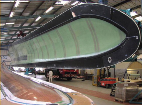 Tooling Up For Large Wind Turbine Blades Renewable