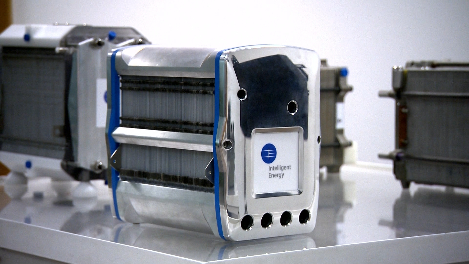 Intelligent Energy has developed innovative PEM fuel cell stacks for its automotive business.