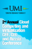 2nd Annual Cloud Computing and Virtualization CEE, CIS &amp; Russia Conference