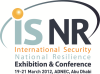 ISNR Abu Dhabi 2012